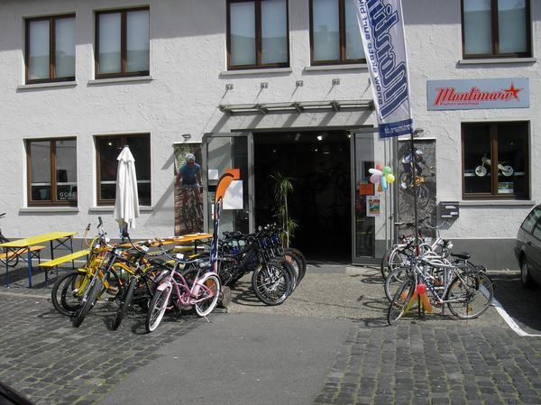 Montimare Fahrradladen und Fahrradwerkstatt