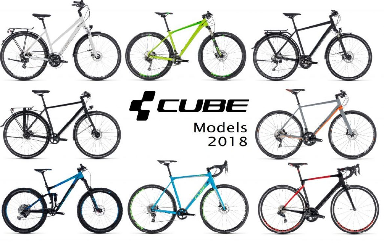 Cube – New Models 2018